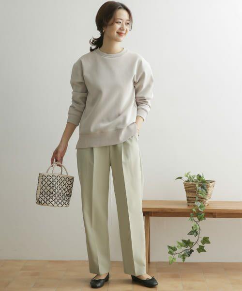 URBAN RESEARCH DOORS / アーバンリサーチ ドアーズ Tシャツ   ダンボールニットプルオーバー   詳細6
