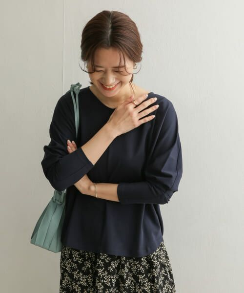 URBAN RESEARCH DOORS / アーバンリサーチ ドアーズ Tシャツ   Vネックドルマンカットソー   詳細17