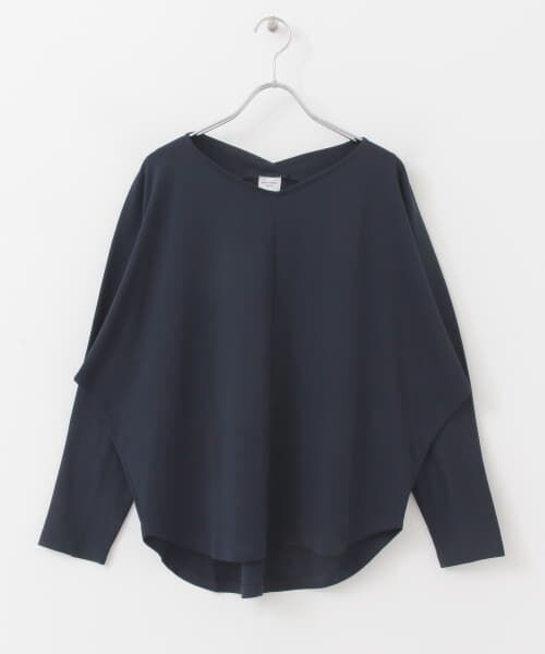 URBAN RESEARCH DOORS / アーバンリサーチ ドアーズ Tシャツ   Vネックドルマンカットソー   詳細27