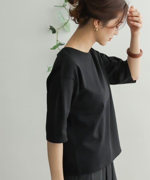 URBAN RESEARCH DOORS / アーバンリサーチ ドアーズ Tシャツ   TECHバルーンシルエットスリーブTシャツ   詳細11