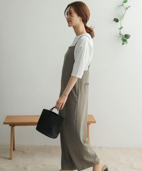 URBAN RESEARCH DOORS / アーバンリサーチ ドアーズ Tシャツ   TECHバルーンシルエットスリーブTシャツ   詳細19