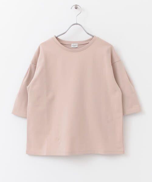 URBAN RESEARCH DOORS / アーバンリサーチ ドアーズ Tシャツ   TECHバルーンシルエットスリーブTシャツ   詳細28