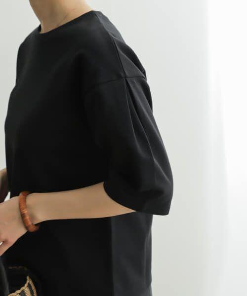 URBAN RESEARCH DOORS / アーバンリサーチ ドアーズ Tシャツ   TECHバルーンシルエットスリーブTシャツ   詳細8