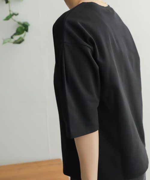 URBAN RESEARCH DOORS / アーバンリサーチ ドアーズ Tシャツ   TECHバルーンシルエットスリーブTシャツ   詳細9