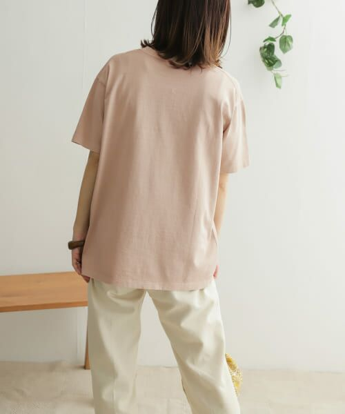 URBAN RESEARCH DOORS / アーバンリサーチ ドアーズ Tシャツ | オーガニックコットン半袖Tシャツ | 詳細12