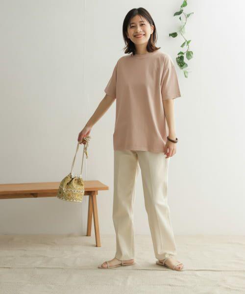 URBAN RESEARCH DOORS / アーバンリサーチ ドアーズ Tシャツ | オーガニックコットン半袖Tシャツ | 詳細15