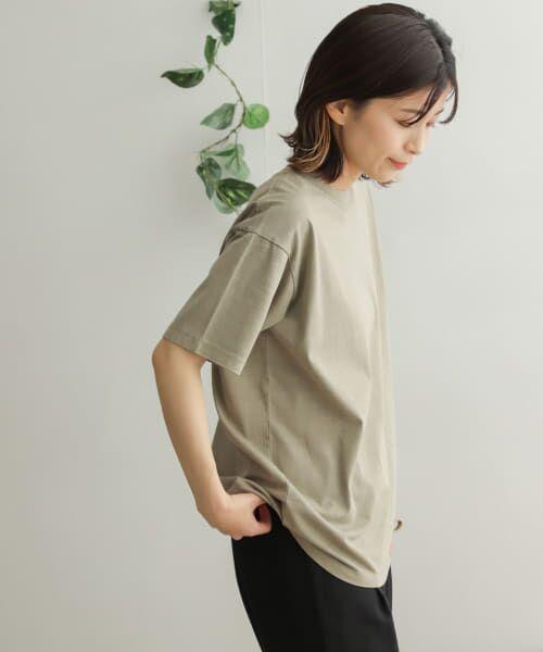 URBAN RESEARCH DOORS / アーバンリサーチ ドアーズ Tシャツ | オーガニックコットン半袖Tシャツ | 詳細16