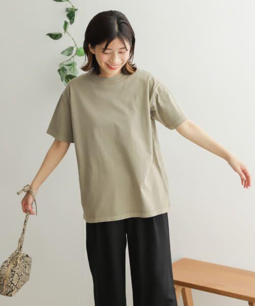 URBAN RESEARCH DOORS / アーバンリサーチ ドアーズ Tシャツ | オーガニックコットン半袖Tシャツ | 詳細17