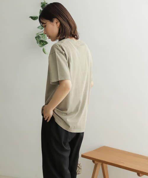 URBAN RESEARCH DOORS / アーバンリサーチ ドアーズ Tシャツ | オーガニックコットン半袖Tシャツ | 詳細19