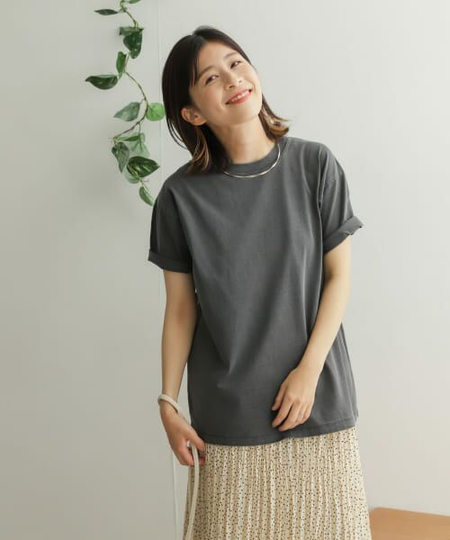URBAN RESEARCH DOORS / アーバンリサーチ ドアーズ Tシャツ | オーガニックコットン半袖Tシャツ | 詳細25