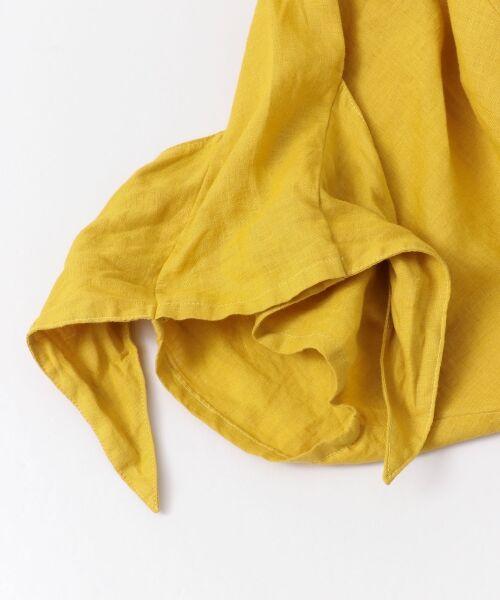 URBAN RESEARCH ROSSO / アーバンリサーチ ロッソ Tシャツ | 【予約】【UR ONLINE/タカシマヤファッションスクエア限定】リボンスリーブプルオーバー | 詳細10