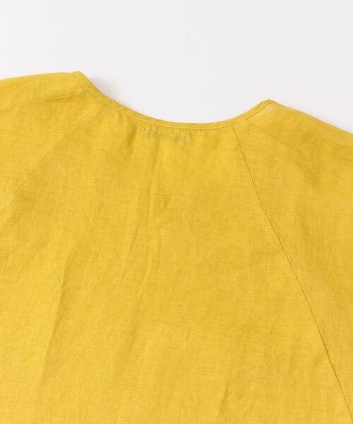 URBAN RESEARCH ROSSO / アーバンリサーチ ロッソ Tシャツ | 【予約】【UR ONLINE/タカシマヤファッションスクエア限定】リボンスリーブプルオーバー | 詳細12