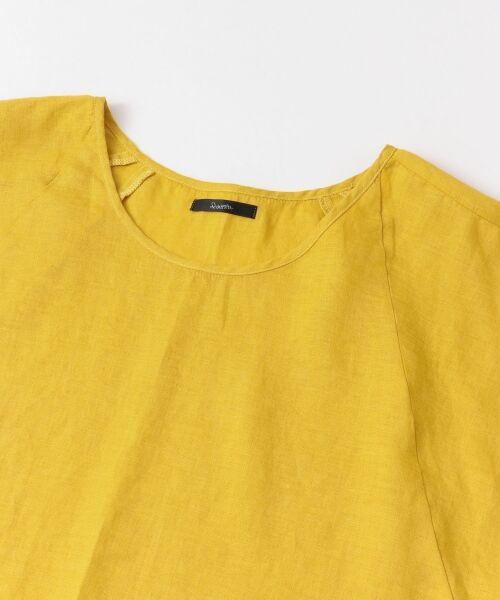 URBAN RESEARCH ROSSO / アーバンリサーチ ロッソ Tシャツ | 【予約】【UR ONLINE/タカシマヤファッションスクエア限定】リボンスリーブプルオーバー | 詳細7