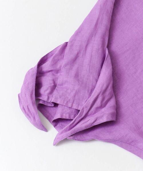 URBAN RESEARCH ROSSO / アーバンリサーチ ロッソ Tシャツ | リボンスリーブプルオーバー | 詳細25