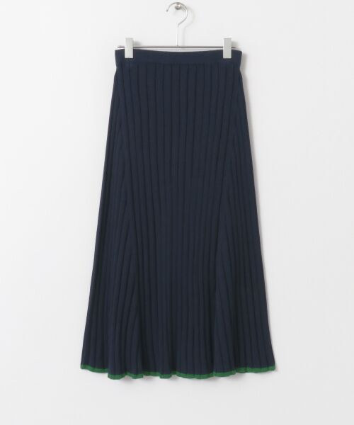 URBAN RESEARCH ROSSO / アーバンリサーチ ロッソ スカート   ワイドリブニットスカート   詳細11