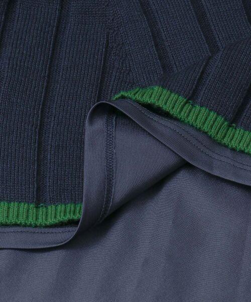 URBAN RESEARCH ROSSO / アーバンリサーチ ロッソ スカート | ワイドリブニットスカート | 詳細17