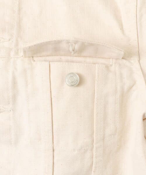 URBAN RESEARCH ROSSO / アーバンリサーチ ロッソ Gジャン・デニムジャケット | TANAKA One Two Three Jean Jacket | 詳細18