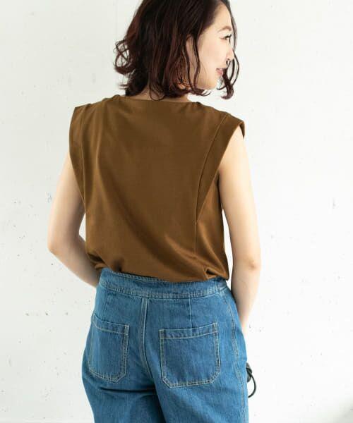 URBAN RESEARCH ROSSO / アーバンリサーチ ロッソ Tシャツ   デザインスリーブTシャツ   詳細13