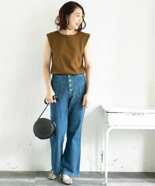 URBAN RESEARCH ROSSO / アーバンリサーチ ロッソ Tシャツ   デザインスリーブTシャツ   詳細14