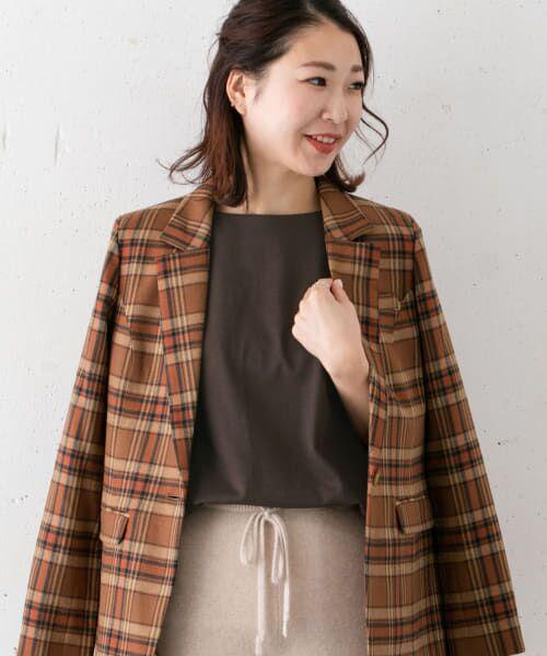 URBAN RESEARCH ROSSO / アーバンリサーチ ロッソ Tシャツ   デザインスリーブTシャツ   詳細15