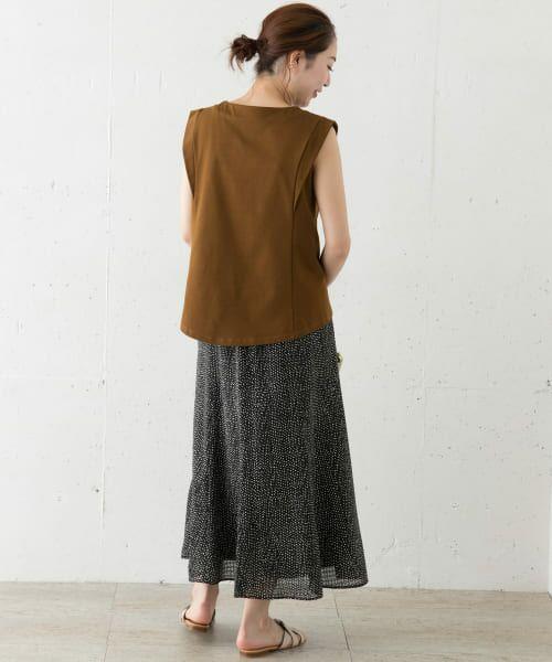 URBAN RESEARCH ROSSO / アーバンリサーチ ロッソ Tシャツ   デザインスリーブTシャツ   詳細9