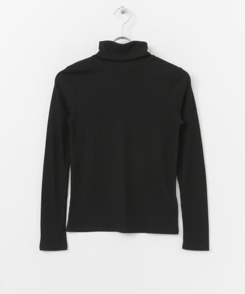 URBAN RESEARCH ROSSO / アーバンリサーチ ロッソ Tシャツ | 【ULTRA THERMO】ライトサーモテレコタートル(BLACK)