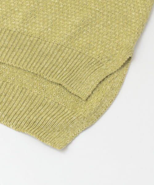 URBAN RESEARCH ROSSO / アーバンリサーチ ロッソ ニット・セーター | ミックスヤーンスキッパーニット | 詳細25