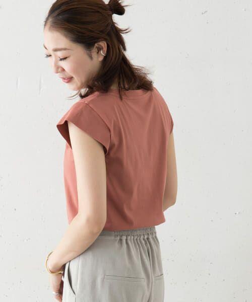 URBAN RESEARCH ROSSO / アーバンリサーチ ロッソ Tシャツ | フレンチTシャツ(PINK)