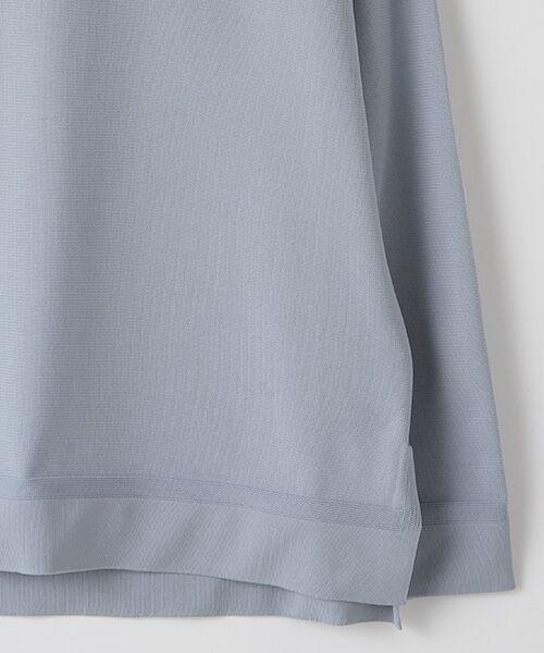 Verseau / ヴェルソー ニット・セーター | エステル サイドスリットニットT | 詳細5