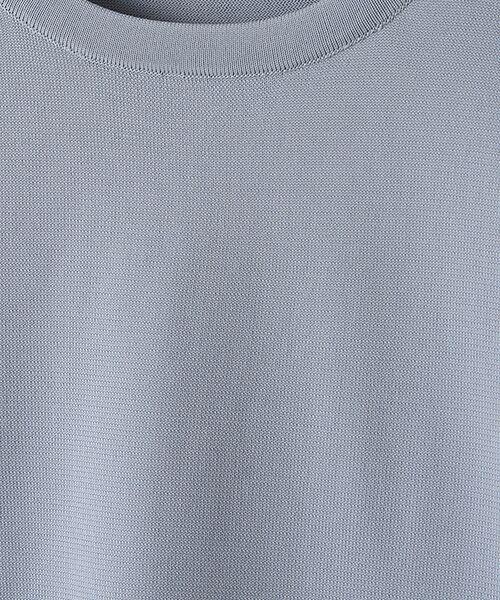 Verseau / ヴェルソー ニット・セーター | エステル サイドスリットニットT | 詳細6