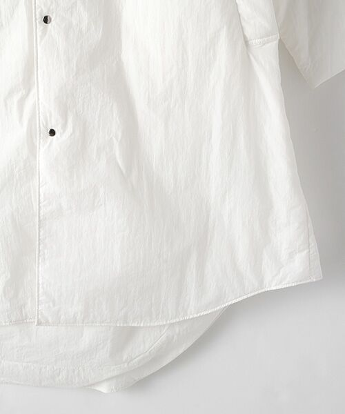 Verseau / ヴェルソー その他アウター | WHITE LINE {洗える}機能中綿 ボリュームロングアウター | 詳細4