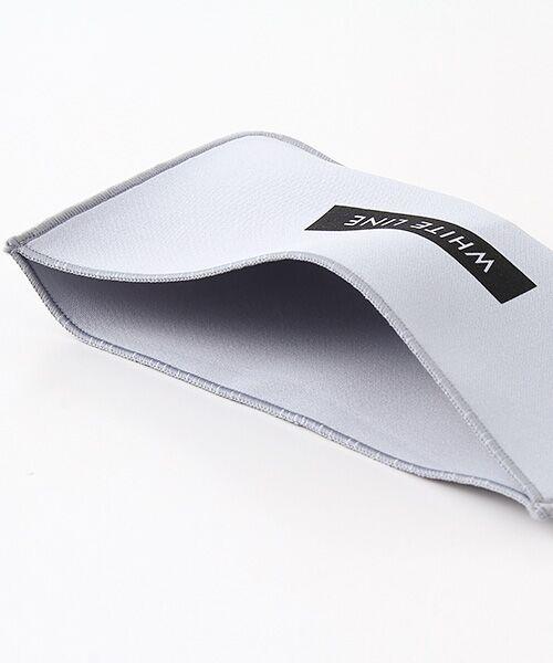 Verseau / ヴェルソー モバイルケース | WHITE LINE {洗える}抗菌 ダンボール マスクケース | 詳細2