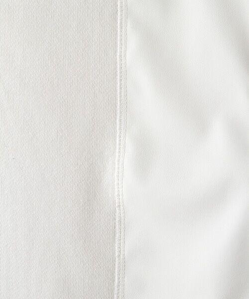 Verseau / ヴェルソー スウェット | WHITE LINE {洗える} 抗ウイルス クレンゼ 裏毛 Tシャツ | 詳細5