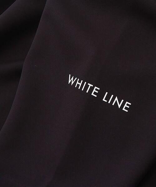 Verseau / ヴェルソー Tシャツ   WHITE LINE{洗える}抗菌・吸水速乾・UVカット 肌に優しいダンボールT   詳細5
