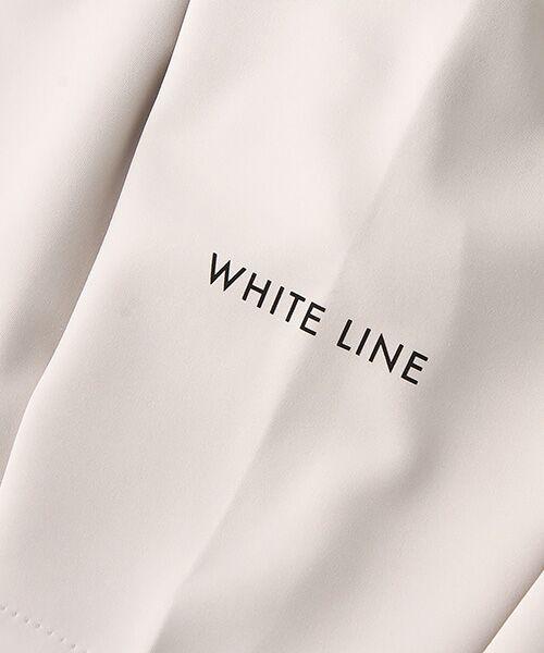 Verseau / ヴェルソー Tシャツ   WHITE LINE{洗える}抗菌・吸水速乾・UVカット 肌に優しいダンボールT   詳細6