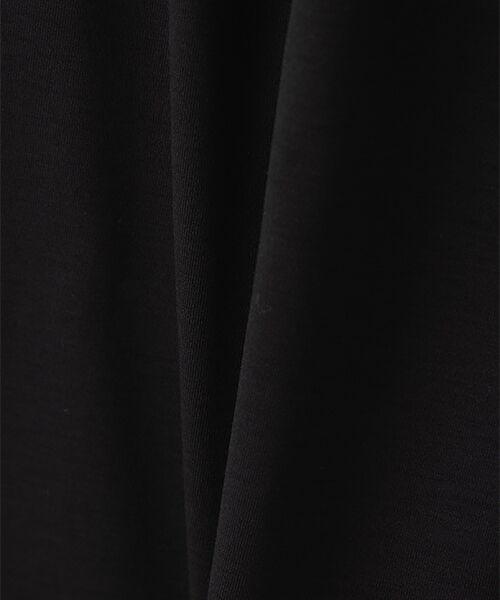 Verseau / ヴェルソー ロング・マキシ丈スカート | WHITE LINE{洗える・接触冷感}抗ピリング天竺マキシタイトスカート | 詳細1