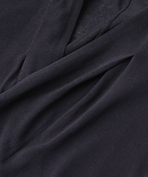 Verseau / ヴェルソー カーディガン・ボレロ | {洗える}軽量ドルマンニットカーディガン | 詳細7