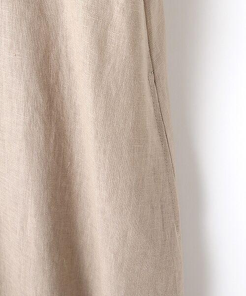 Verseau / ヴェルソー ドレス | フレンチリネン マキシサンドレス | 詳細4