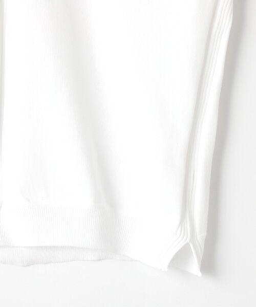 Verseau / ヴェルソー ベスト | 【ユニセックス】洗える、シーズンレスニットベスト | 詳細3