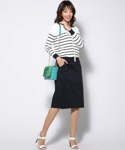 VICKY / ビッキー スカート | 【WEB別注】サテンタイトスカート | 詳細3