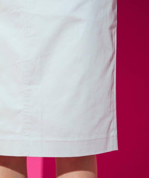 VICKY / ビッキー スカート | 【WEB別注】サテンタイトスカート | 詳細7