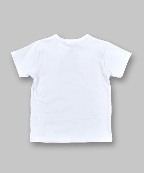 WASK / ワスク Tシャツ   アニマル 天竺 Tシャツ (100~160cm)   詳細3