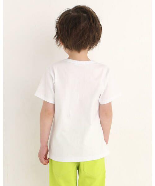 WASK / ワスク Tシャツ   アニマル 天竺 Tシャツ (100~160cm)   詳細16