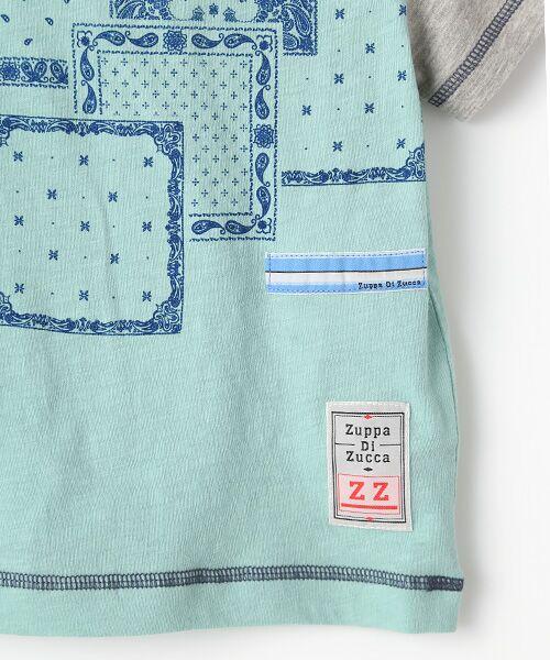 zuppa di zucca / ズッパ ディ ズッカ Tシャツ | 製品洗Tシャツ | 詳細3