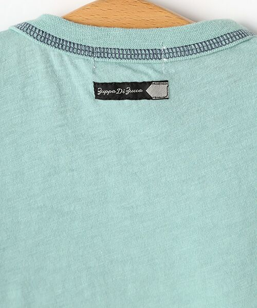 zuppa di zucca / ズッパ ディ ズッカ Tシャツ | 製品洗Tシャツ | 詳細4
