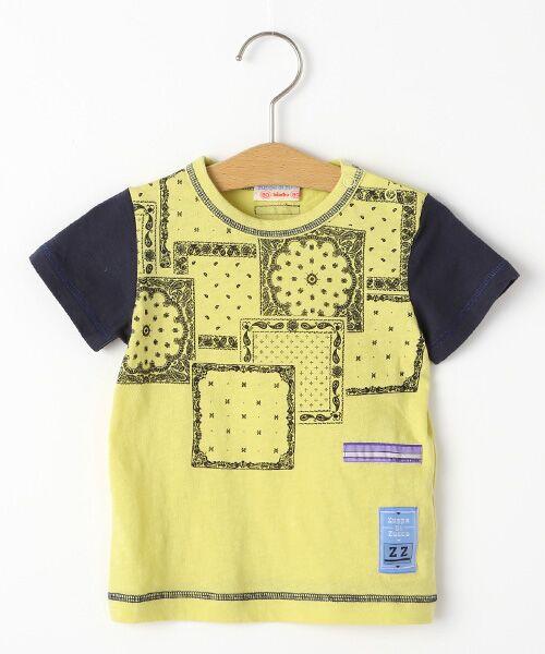 zuppa di zucca / ズッパ ディ ズッカ Tシャツ | 製品洗Tシャツ(イエロー)
