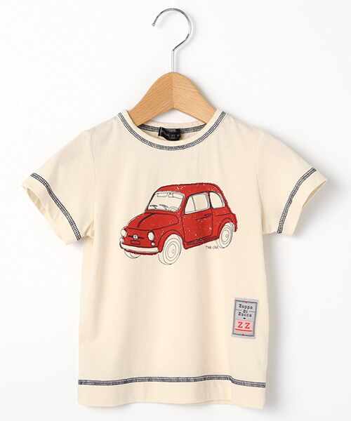 zuppa di zucca / ズッパ ディ ズッカ Tシャツ | 製品洗Tシャツ(オフ)
