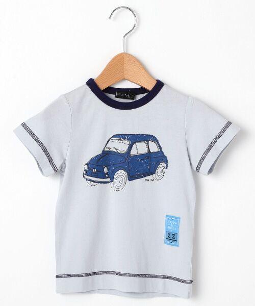 zuppa di zucca / ズッパ ディ ズッカ Tシャツ | 製品洗Tシャツ(グレー)