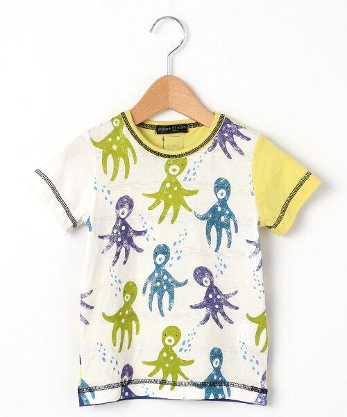 zuppa di zucca / ズッパ ディ ズッカ Tシャツ   製品洗Tシャツ(オフ)