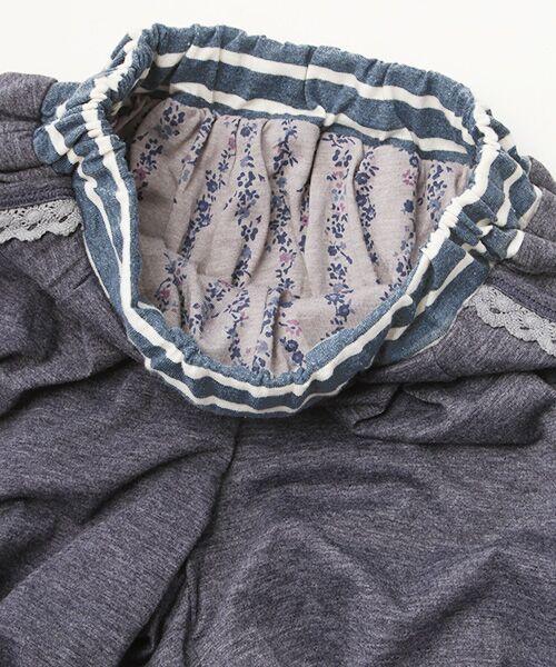 zuppa di zucca / ズッパ ディ ズッカ ショート・ハーフ・半端丈パンツ | 製品洗リバーシブルバルーンパンツ | 詳細6